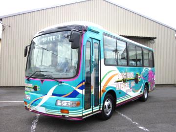青森県七戸町様 電気バス  ・CNG車の納入台数900台を達成 2009 ・東京都市大学の水素燃